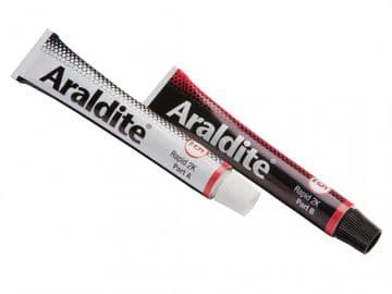 Rapid Epoxy 2 x 15ml Tubes